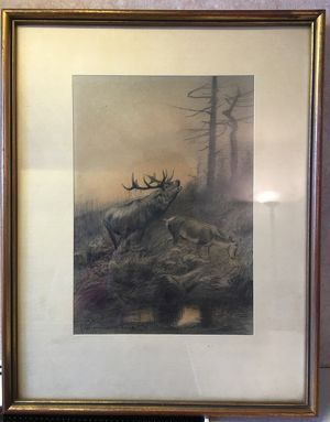 Gemälde Carl Ritter von Dombrowski